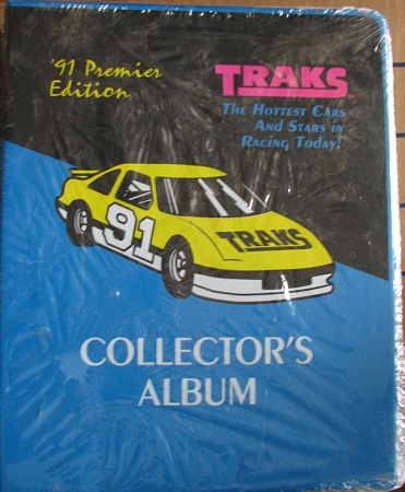 Auto Racing Jewelry on Home Memorabilia Sports Auto Racing 1991 Traks Premier Edition