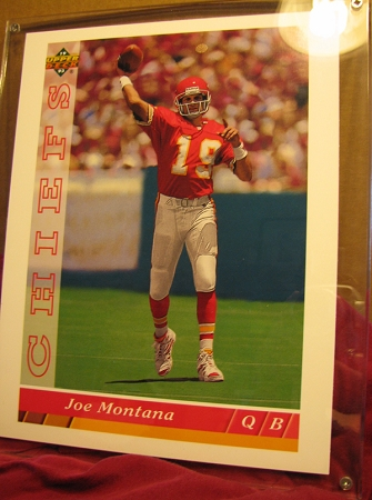 joe montana essay Montana's big sky and big hearts strip away your cynicism and leaves you   perhaps a bit too much bourbon and joe rogan demonstrating an.