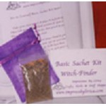 Witch-Finder Sachet Basic Kit