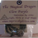 The Magical Drgaon Claw - Purple