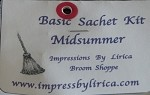 Midsummer Sachet Basic Kit