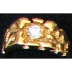 Cubic Zircon Ring #16